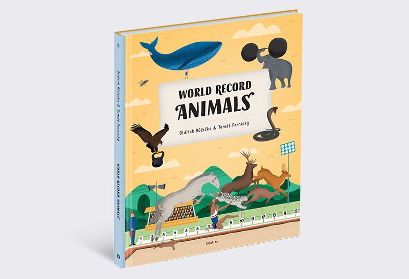 Records of the Animal World_US_01