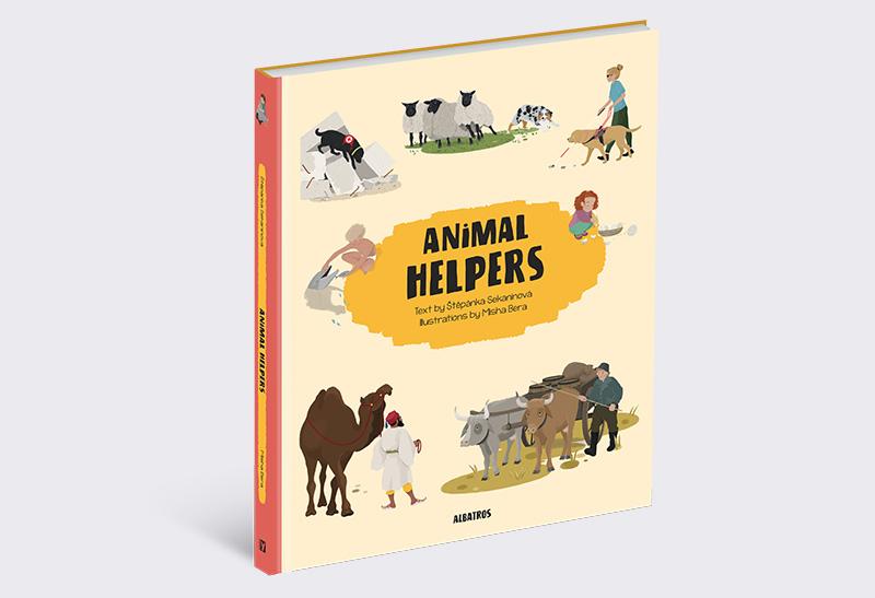 Animals Helping a Man_US_01